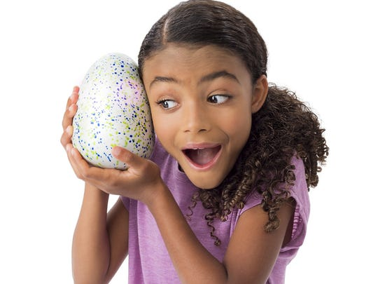 Hatchimals begin as an egg, eventually revealing a fun new animal that children can raise and teach.