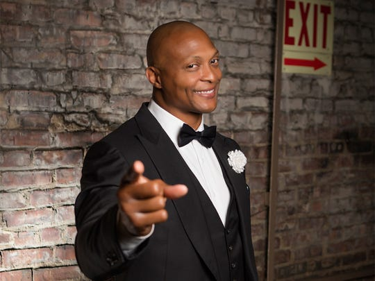 "Eddie George in ""Chicago"""