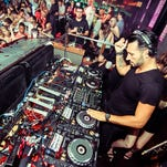 DJ Cedric Gervais performs at Maya Day + Nightclub Friday, September 19, 2014, in Scottsdale.