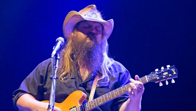 Surprise country star breakout Chris Stapleton opens for Tom Petty at Summerfest, but his only headlining set in Wisconsin this summer is at Country on the River in Prairie Du Chien Aug. 4.
