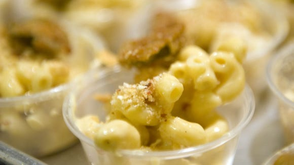 Dig in to creative and flavorful mac and cheese at