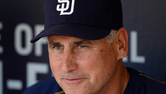 Bud Black was the 2010 NL Manager oft the Year in San Diego.