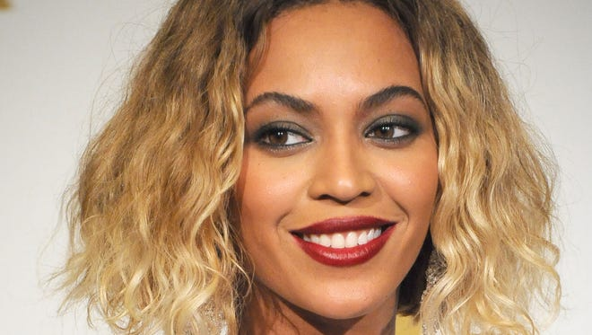 Beyonce is one of the celebrities part of the Ban Bossy girls' empowerment campaign.