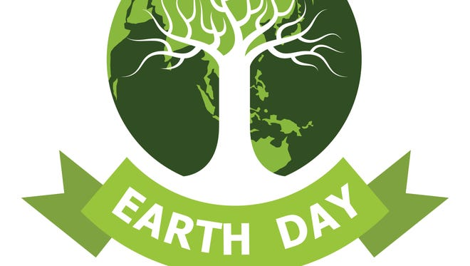 Earth Day festivities are Saturday.
