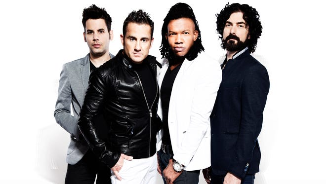 Newsboys headline the 2016 Rock & Worship Roadshow tour during the March 4 stop at the Pan American Center.