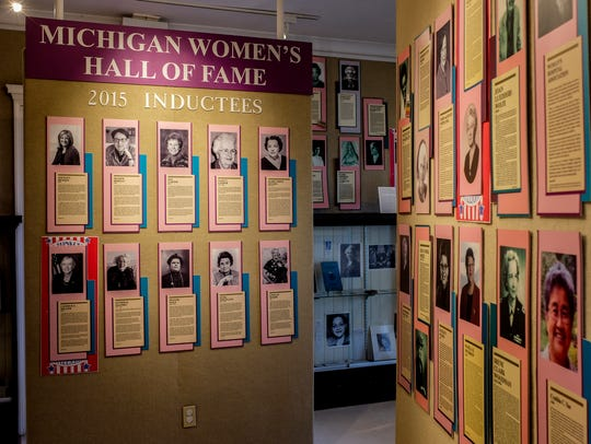 The Michigan Women's Historical Center & Hall of Fame