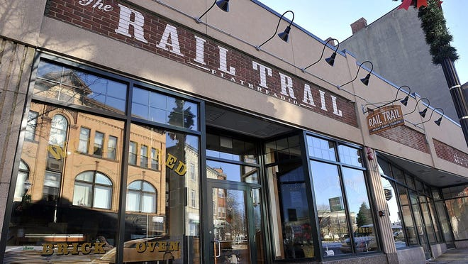 Rail Trail Flatbread Co. Restaurant, at 33 Main St., hudson, is preparing to open a new location in Milford.