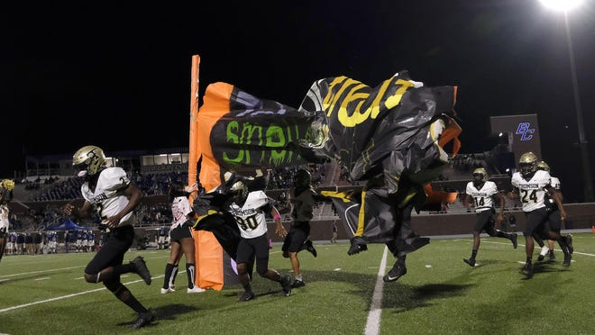 Photo gallery from the high school football game between Burke County and Thomson on October 30, 2020 in Waynesboro, Ga.