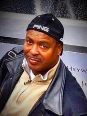 Detroit Fire Chief Stephen Johnson