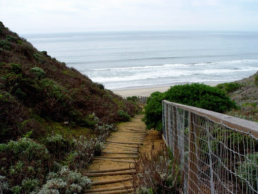 Aptos State Beach Camping