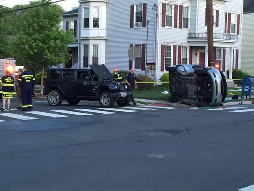 Bridgewater Nj Car Accident