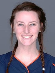 Hope College junior pitcher Sydney Jones went 17-7