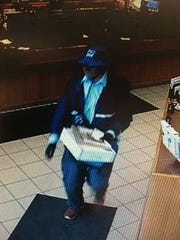 Suspect of armed robbery