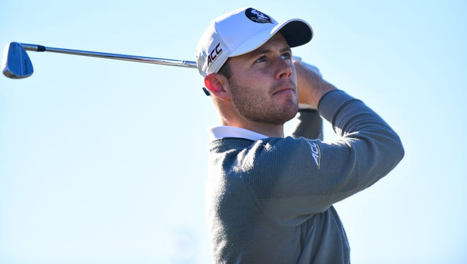 Florida State redshirt senior golfer Harry Ellis carries the ability to turn heads with his performance this spring.