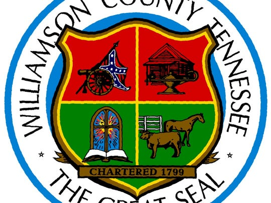 The Williamson County Seal