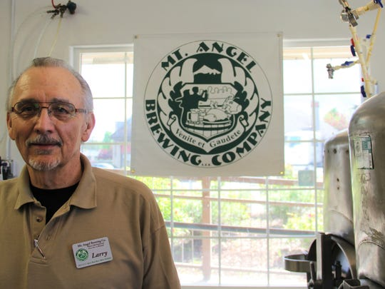 Mt. Angel Brewing Company owner Larry Oien is closing the business.