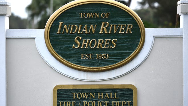 The town of Indian River Shores in Indian River County.
