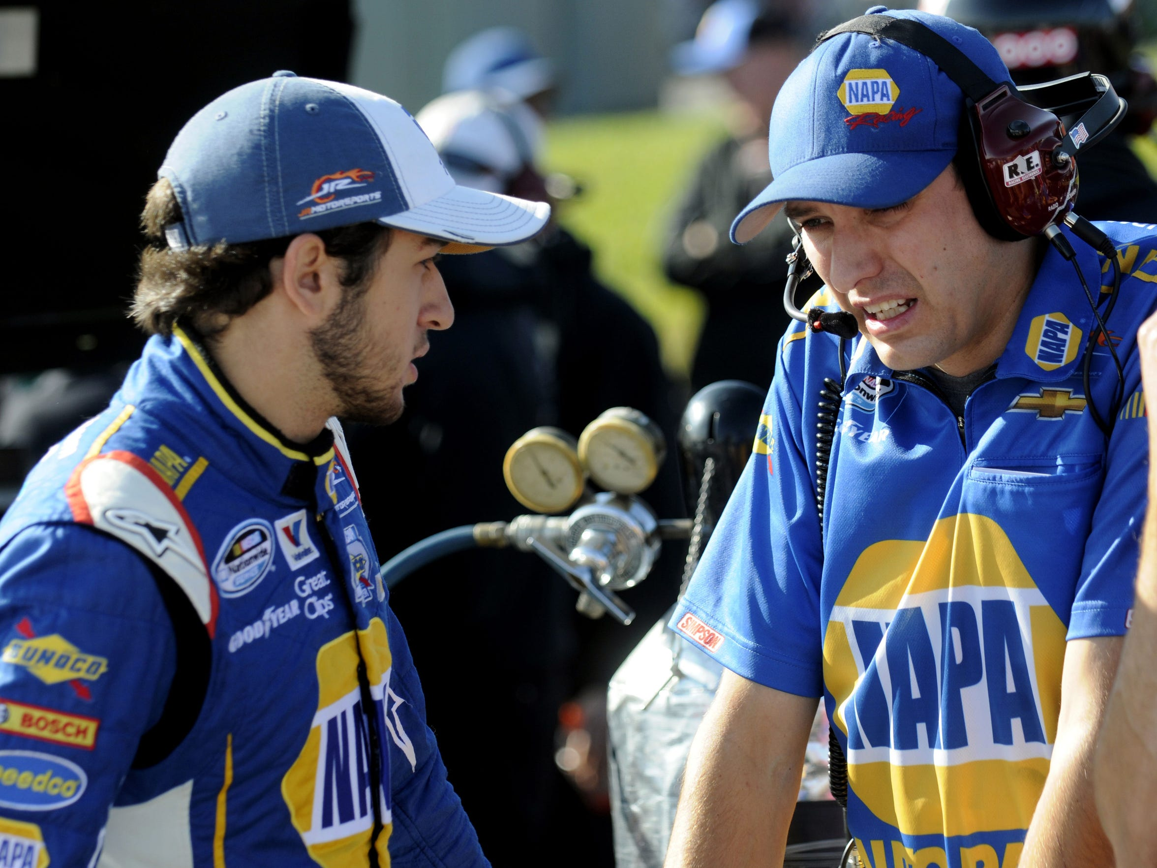 All eyes will be on the new Sprint Cup crew chiefs