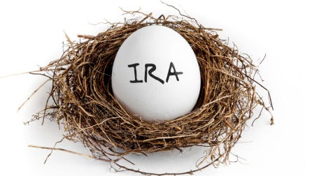 Some people prefer Roth IRAs to the traditional IRA.
