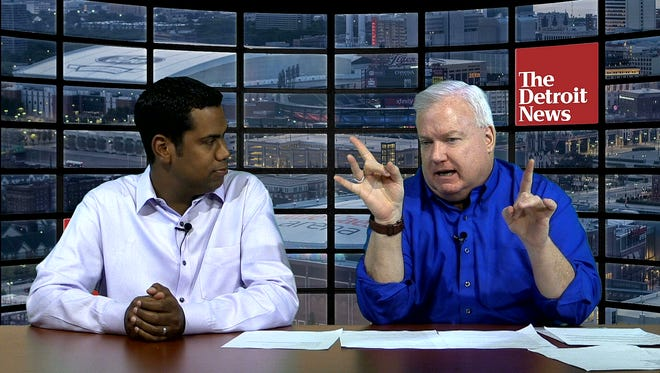 John Niyo and Bob Wojnowski talk about the Lions during the bye week.