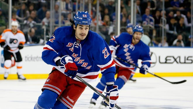 Brian Boyle has been a key performer for the Rangers during their playoff run. The Rangers and Boyle will face the Kings,?? the team that drafted him, in the Stanley Cup Final.