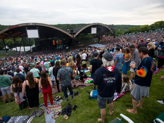 The historic Alpine Valley Music Theatre in East Troy ranked 44th on the top-grossing amphitheaters of 2019, according to concert trade publication Pollstar.