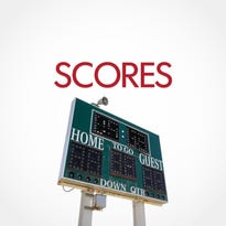 LOCAL SCOREBOARD: Friday's Scores & Stats