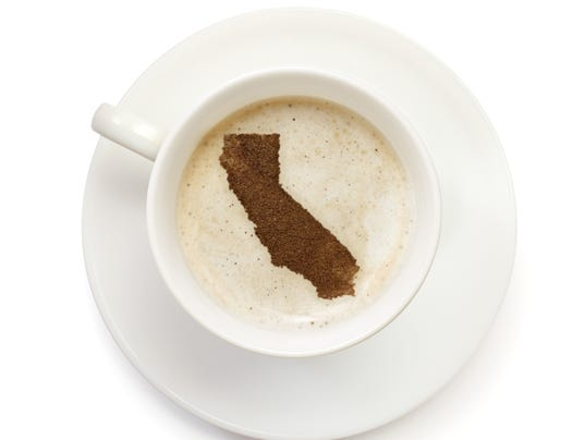 California coffee