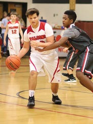 FMS' Nathan Williams on the move.