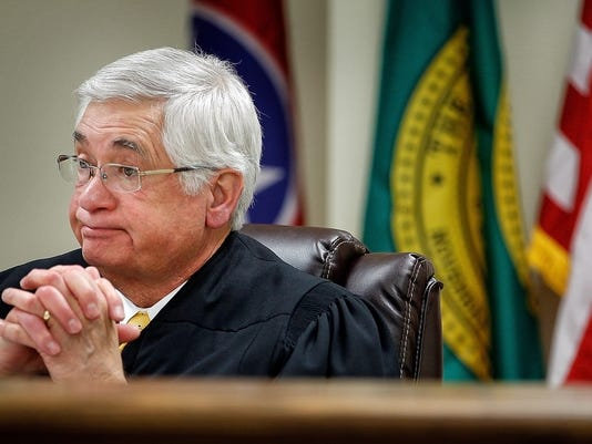 Judge rules against alleged gang members over