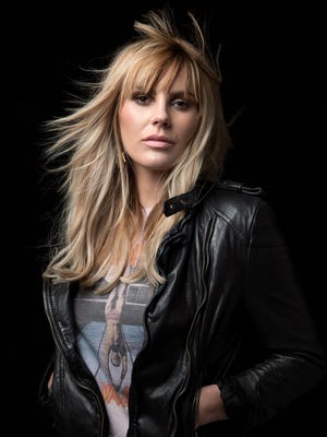 """Grace Potter (of Grace Potter and the Nocturnals) will visit the Egpytian Room at Old National Centre on Oct. 16, 2015, in support of her solo debut, """"Midnight."""""""