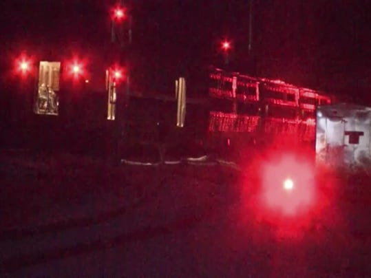 US Amtrak Train Derailment