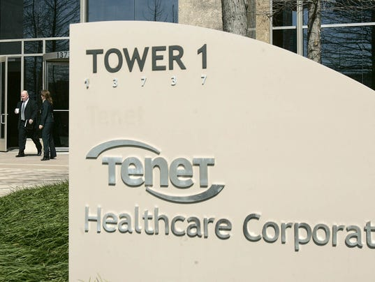 Image result for tenet healthcare