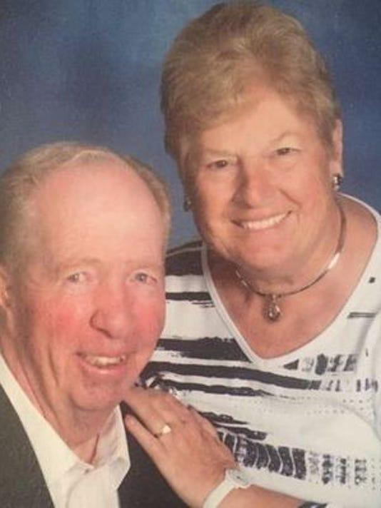 Anniversaries: William Savage & Mary Savage