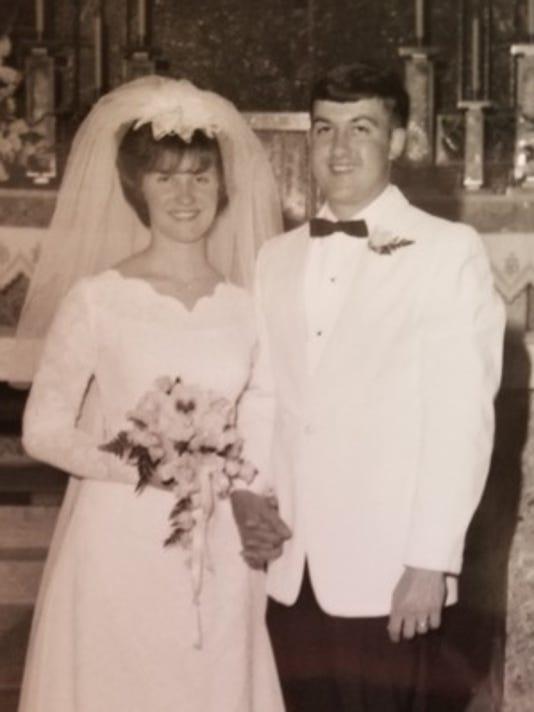 Anniversaries: Don Cook & Janet Cook