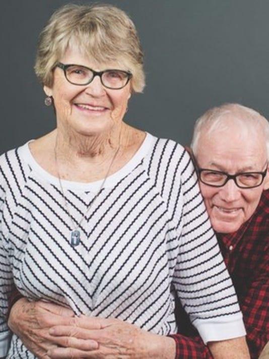 Anniversaries: JoAnn DeBruhl & Pete DeBruhl