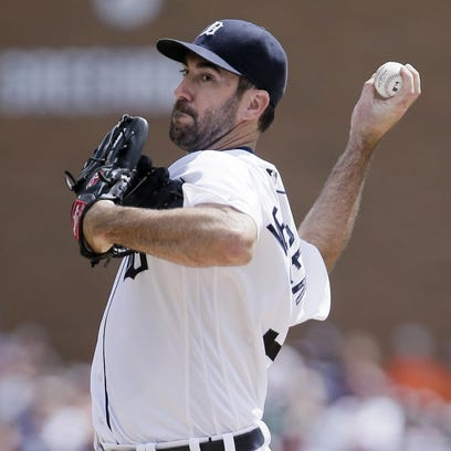 Tigers' Justin Verlander won't pitch in World Baseball Classic