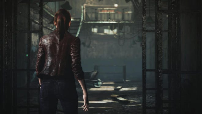 "Claire Redfield enters the fray yet again in ""Resident Evil: Revelations 2."""