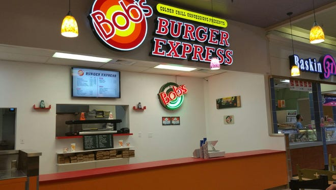 Bob's Burger Express is opening its second location in Salem, at Lancaster Mall, on Saturday.
