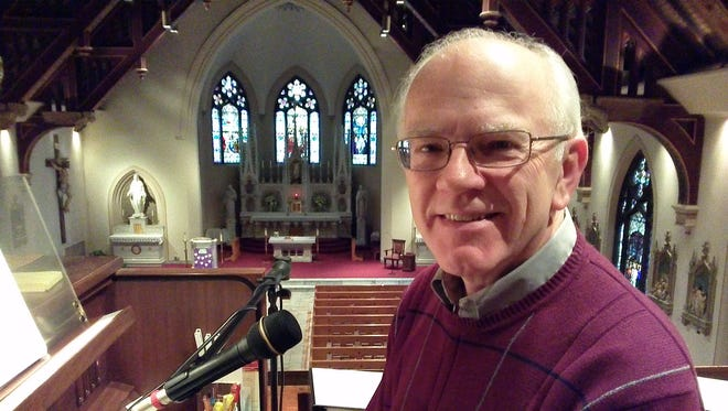 Tim Wetherbee is pastoral musician at St. Joseph's Church in Endicott.