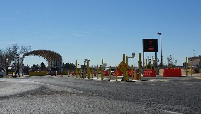 The Santa Teresa Port of Entry