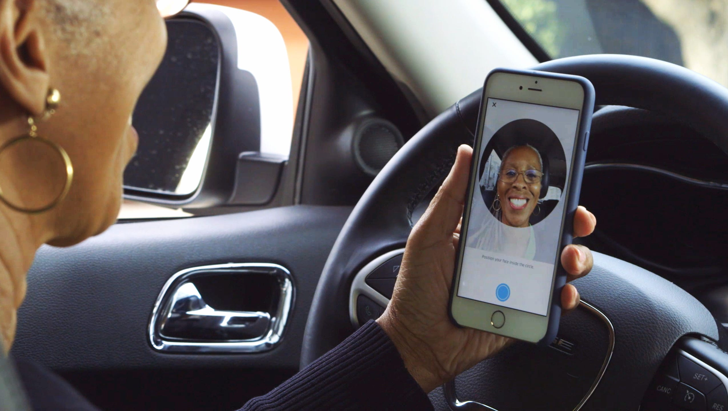 Uber Adds Driver ID Verification with Mandatory Selfie