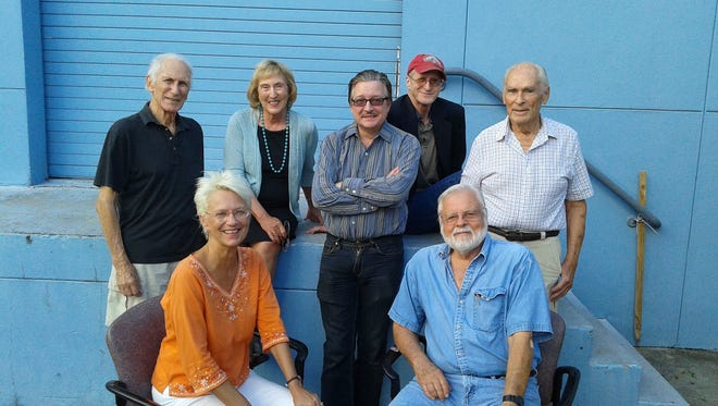 Theatre Conspiracy's playwright group meets every Monday at the Alliance for the Arts.
