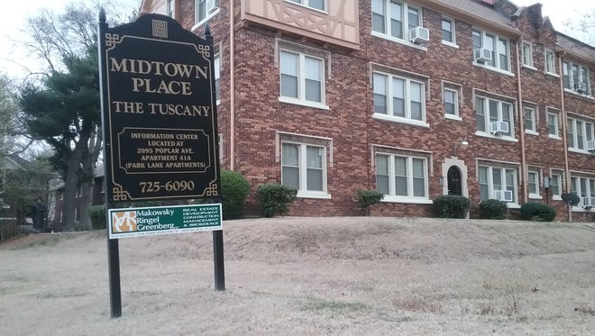 Residents of  several Midtown Place properties are being asked to sign a document that would give police the right to enter their units without a warrant.