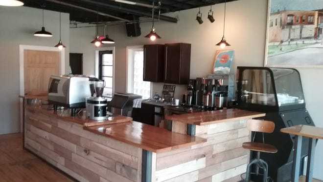 New City Cafe is located in at 441 Parsells Ave. in the Rochester's Beechwood neighborhood.