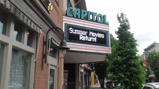 Summer movies are returning to Capitol Theatre.