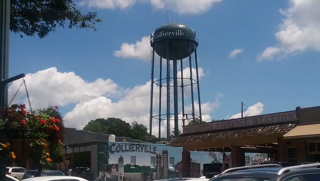 Collierville Water Tower