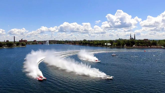 Evansville HydroFest is bringing hydroplanes back to the Riverfront after Thunder on the Ohio ceased in 2009.