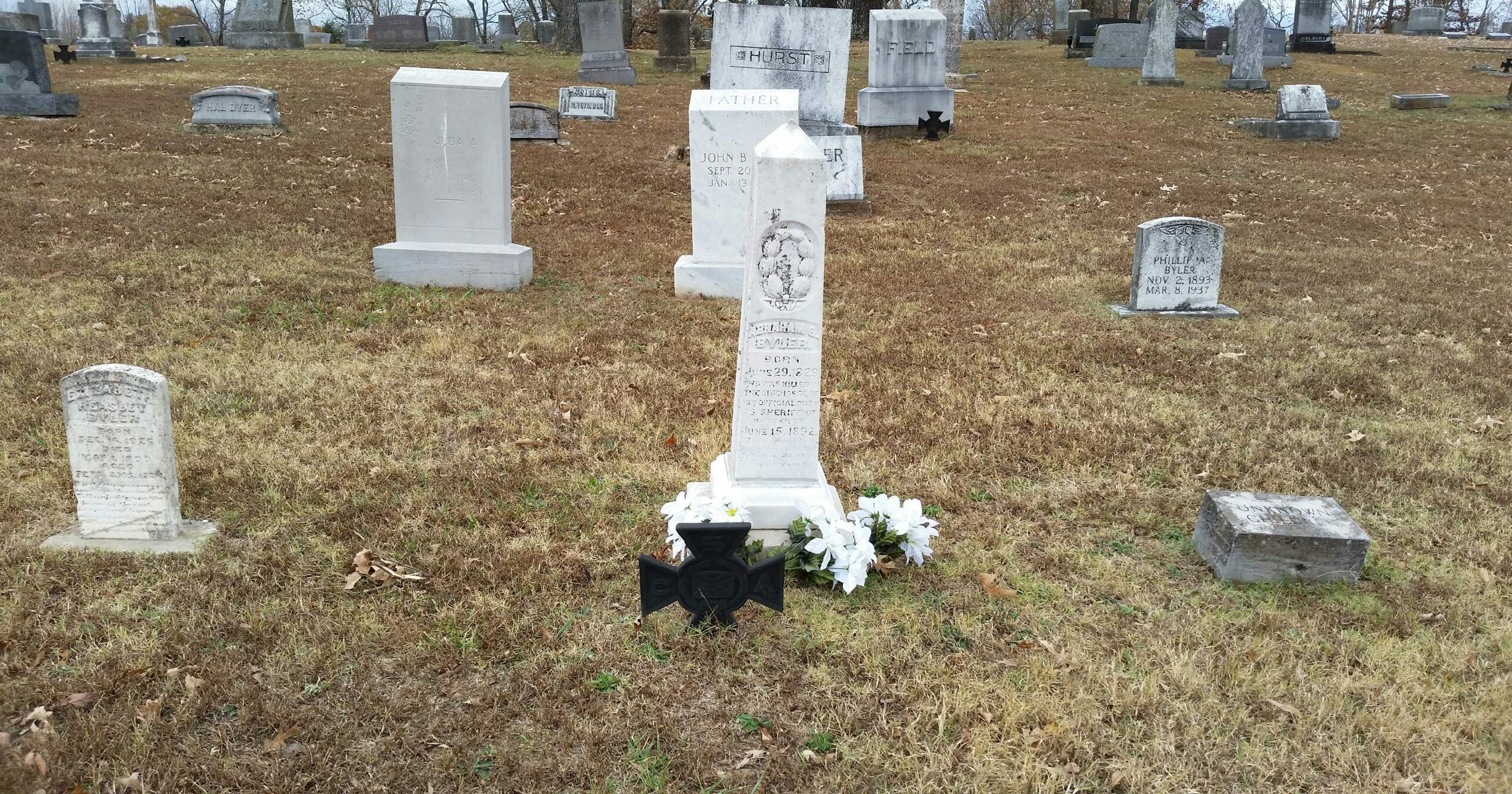 Cemeteries a link to area\'s history