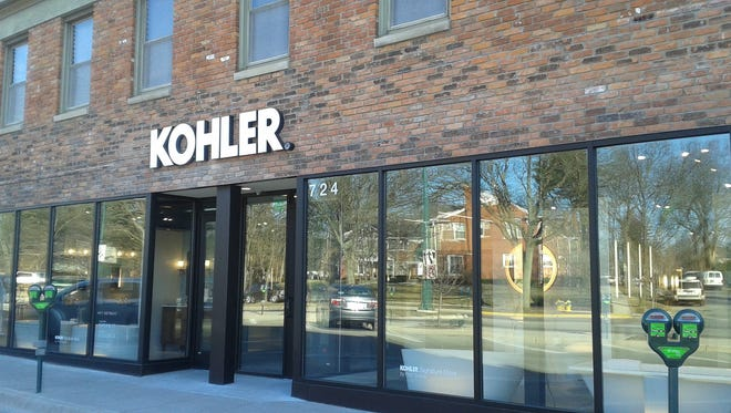 First Supply's Kohler Signature Store opened this month in Birmingham.